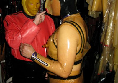 Rubber maintenance (144)