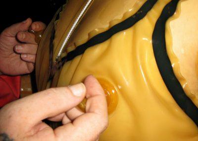Rubber maintenance (148)